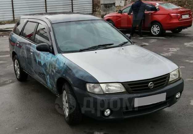 Nissan AD, 2001 год, 120 000 руб.