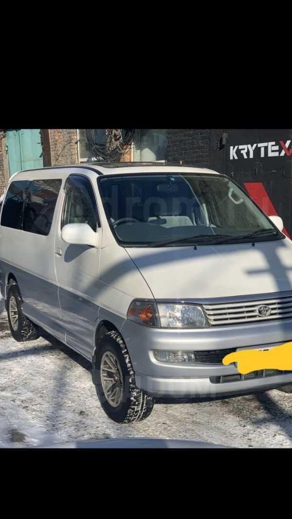 Toyota Hiace Regius, 1999 год, 665 000 руб.