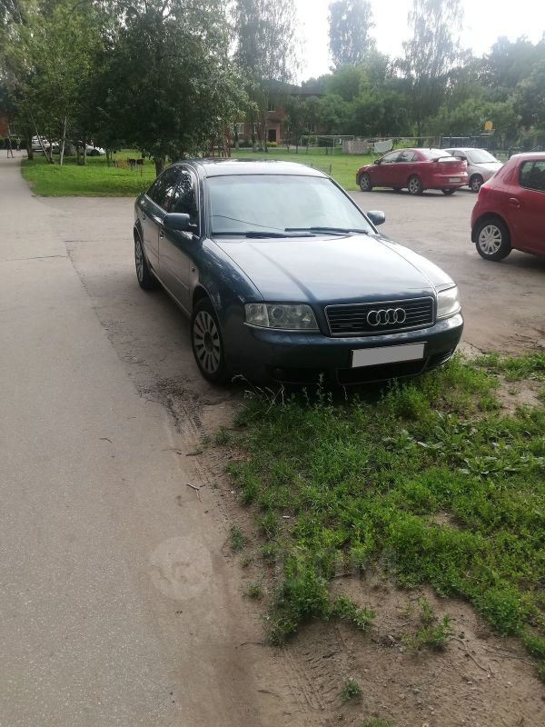Audi A6, 2002 год, 280 000 руб.
