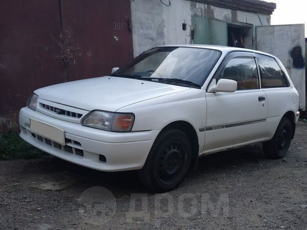 Toyota Starlet, 1995 год, 125 000 руб.