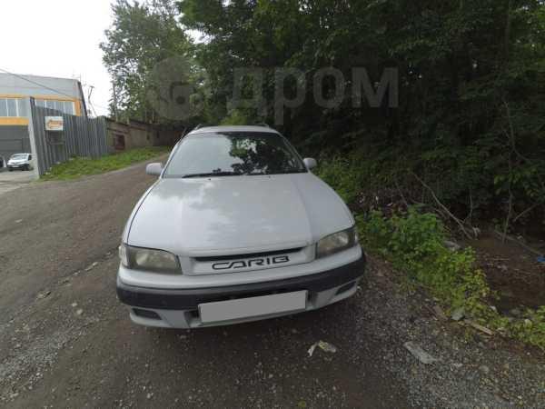 Toyota Sprinter Carib, 1995 год, 210 000 руб.