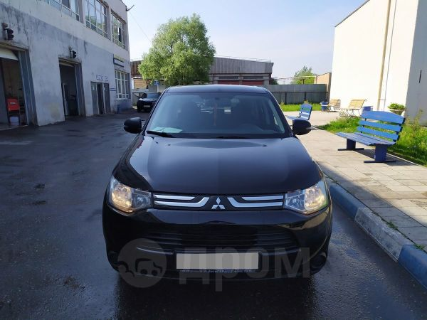 Mitsubishi Outlander, 2013 год, 769 000 руб.