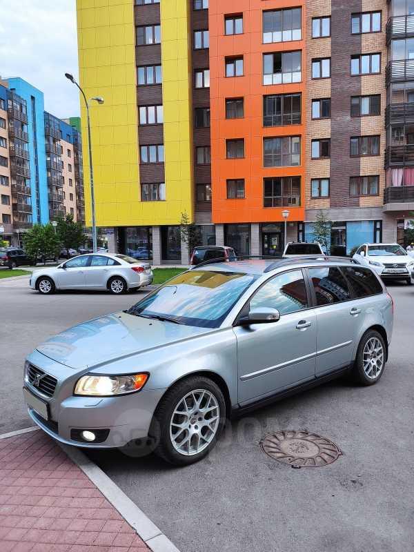 Volvo V50, 2008 год, 590 000 руб.