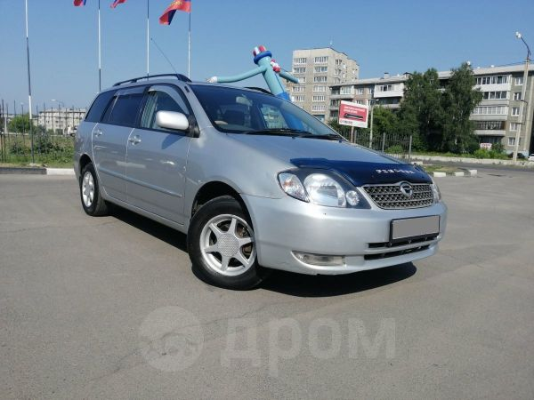 Toyota Corolla Fielder, 2001 год, 338 000 руб.
