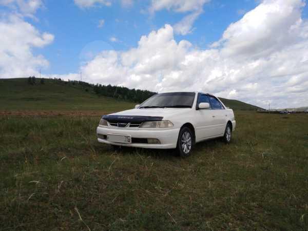 Toyota Carina, 2001 год, 210 000 руб.