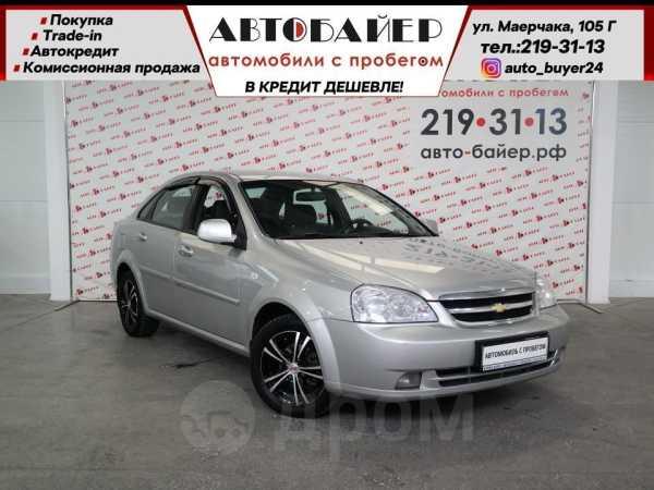 Chevrolet Lacetti, 2012 год, 299 000 руб.