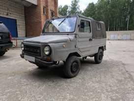 Новосибирск ЛуАЗ 1991