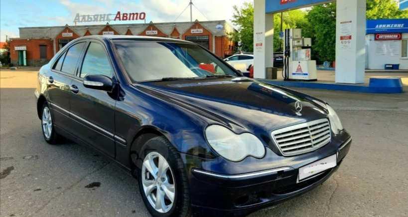 Mercedes-Benz C-Class, 2003 год, 215 000 руб.