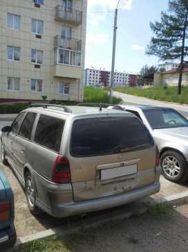 Усть-Кут Vectra 1999
