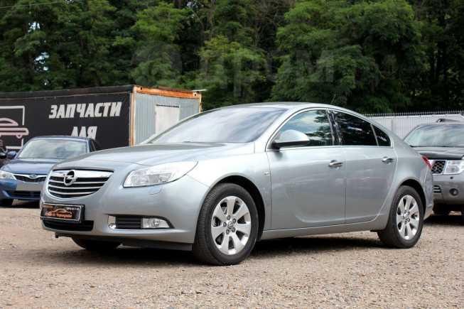 Opel Insignia, 2011 год, 610 000 руб.