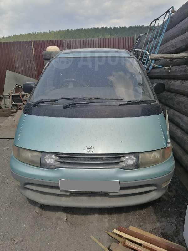 Toyota Estima Emina, 1994 год, 145 000 руб.