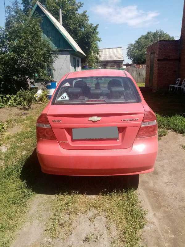 Chevrolet Aveo, 2006 год, 260 000 руб.