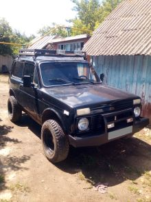 Балаково 4x4 2121 Нива 1987