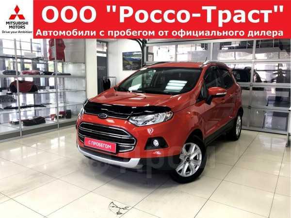 Ford EcoSport, 2017 год, 830 000 руб.