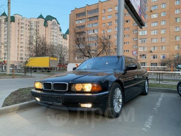 BMW 7-Series, 1995 год, 460 000 руб.