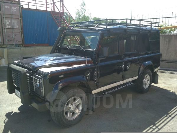 Land Rover Defender, 2011 год, 1 700 000 руб.