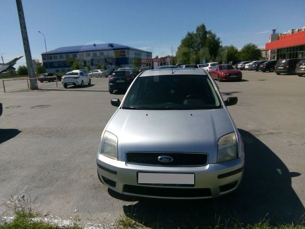 Ford Fusion, 2005 год, 270 000 руб.