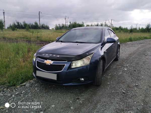 Chevrolet Cruze, 2010 год, 395 000 руб.