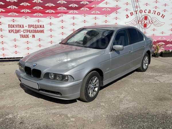 BMW 5-Series, 2001 год, 285 000 руб.
