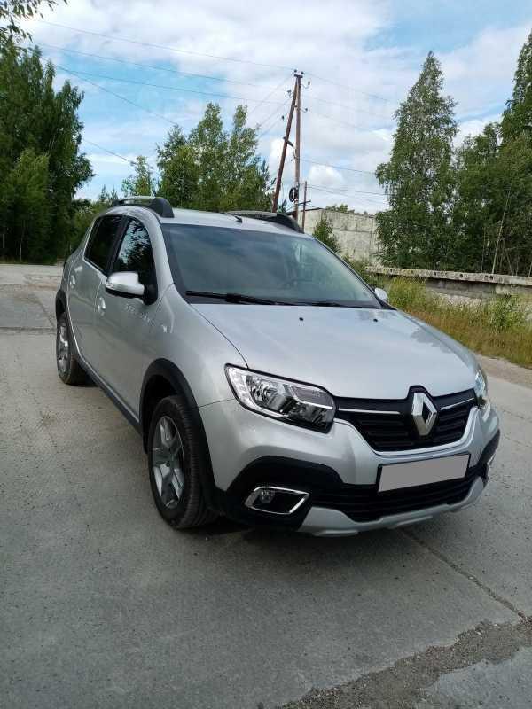 Renault Sandero Stepway, 2019 год, 800 000 руб.