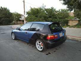 Саки Civic 1992