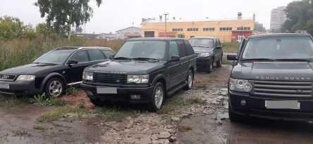 Омск Range Rover 1996
