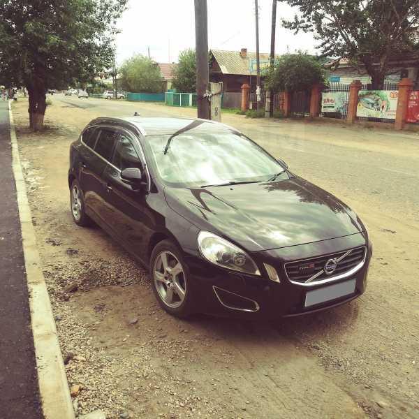 Volvo V60, 2012 год, 850 000 руб.