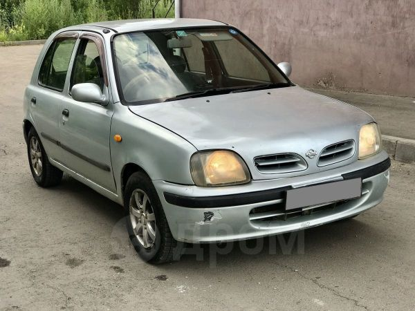 Nissan March, 1999 год, 89 000 руб.
