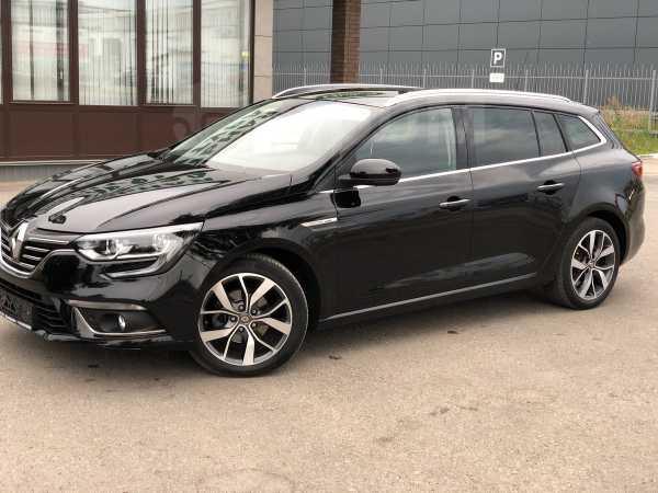 Renault Megane, 2016 год, 1 037 000 руб.