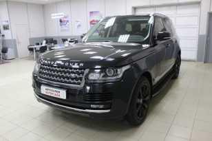 Мурманск Range Rover 2015