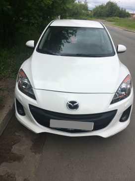 Архангельск Mazda3 2012
