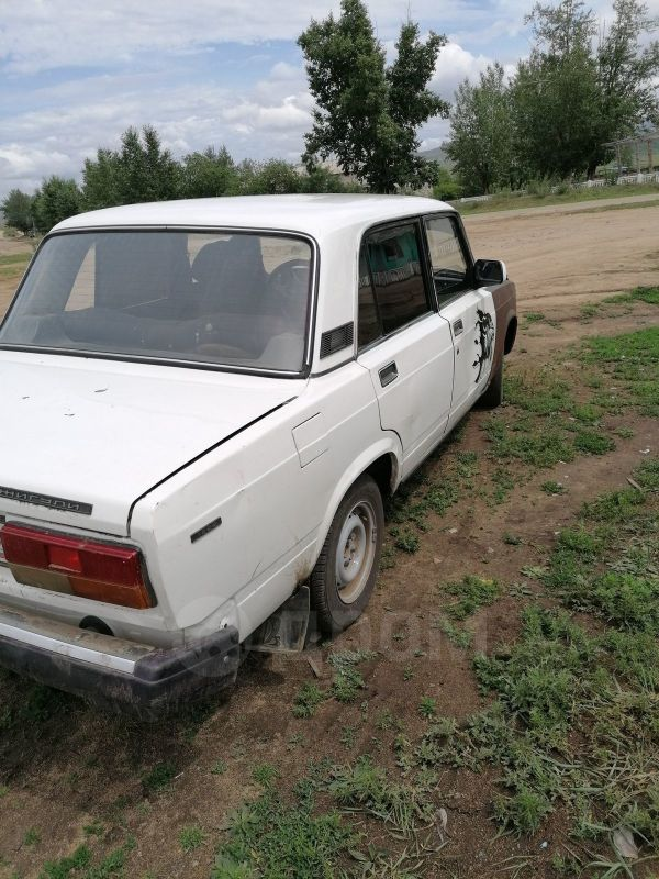 Лада 2107, 1994 год, 35 000 руб.