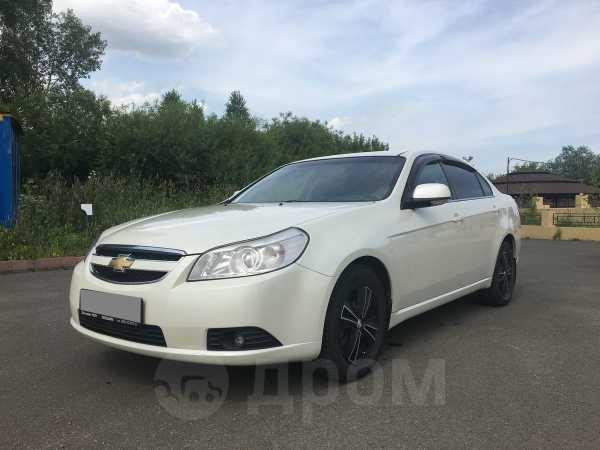 Chevrolet Epica, 2012 год, 470 000 руб.