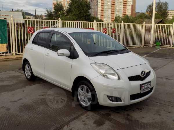 Toyota Vitz, 2010 год, 437 000 руб.