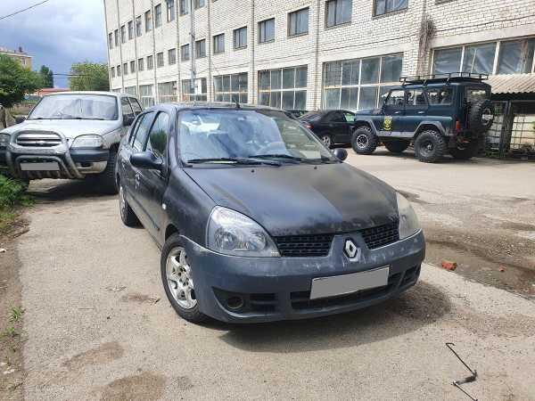 Renault Symbol, 2007 год, 105 000 руб.