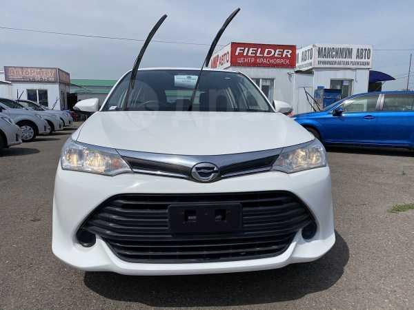 Toyota Corolla Fielder, 2018 год, 777 000 руб.