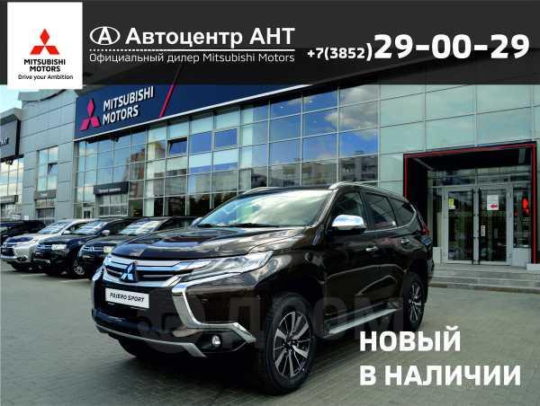 Mitsubishi Pajero Sport, 2019 год, 3 278 000 руб.