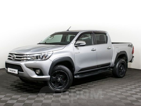 Toyota Hilux Pick Up, 2015 год, 1 917 000 руб.