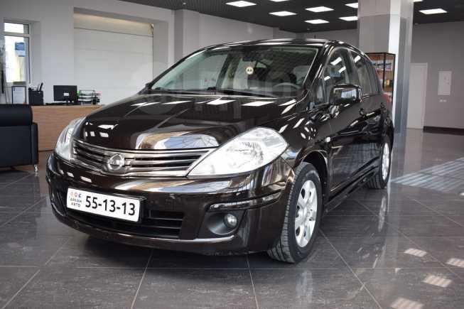 Nissan Tiida, 2011 год, 529 000 руб.