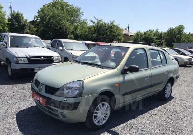 Renault Symbol, 2003 год, 155 000 руб.