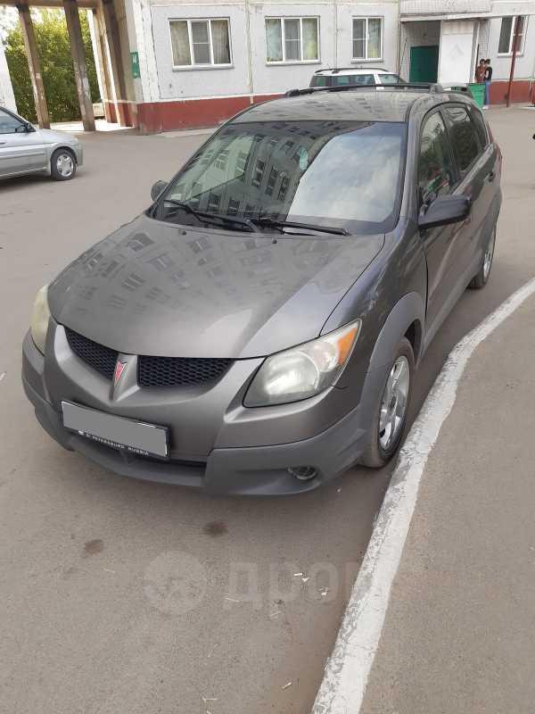 Pontiac Vibe, 2003 год, 320 000 руб.