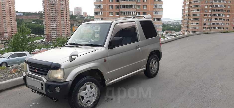 Mitsubishi Pajero Mini, 1999 год, 130 000 руб.