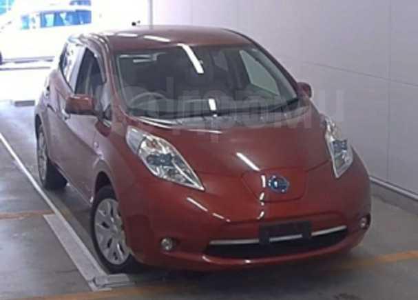Nissan Leaf, 2011 год, 459 000 руб.
