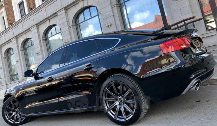 Audi A5, 2015 год, 1 199 999 руб.
