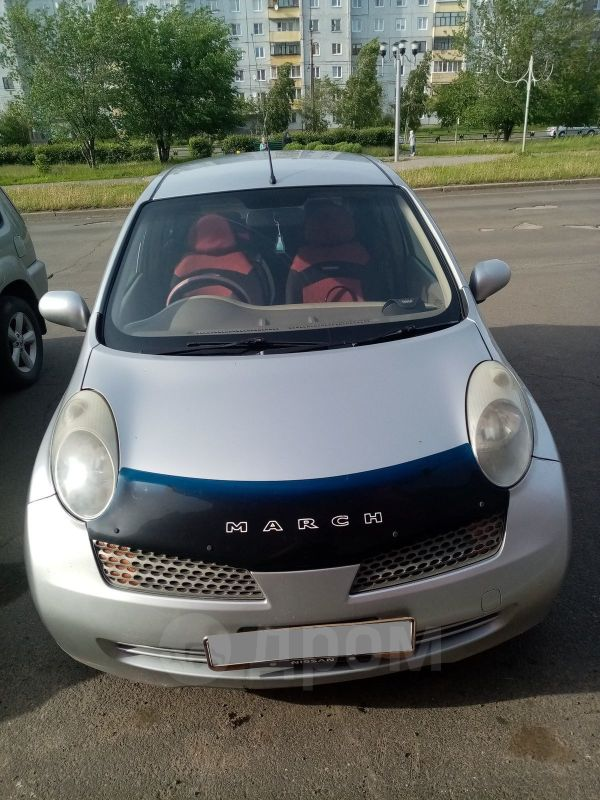Nissan March, 2005 год, 245 000 руб.