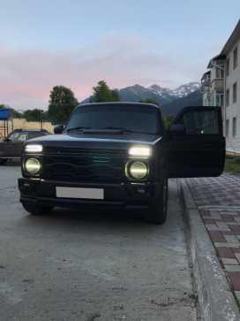Черкесск 4x4 2121 Нива 2019