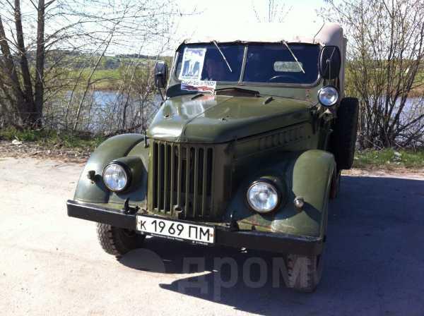 ГАЗ 69, 1956 год, 330 000 руб.