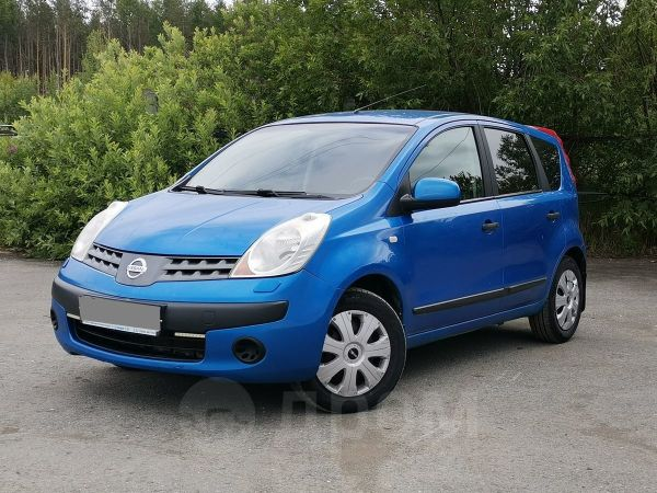 Nissan Note, 2006 год, 285 000 руб.