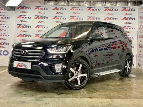 Hyundai Creta, 2017 год, 915 000 руб.