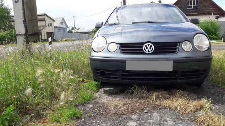 Volkswagen Polo, 2002 год, 105 000 руб.